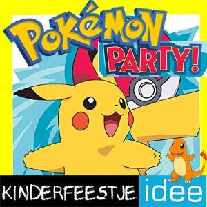 pokemon party feestje